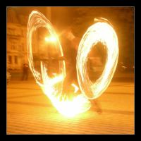 Dancing With Fire... V by Alvia