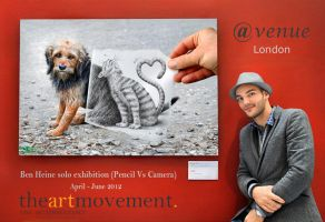 Ben Heine ID - London by BenHeine