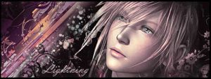 Final Fantasy XIII  Lightning by S-De