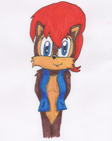 Sally Acorn by Piplup88908