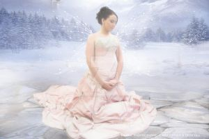 Snow Fairy by chris-is-a-deviant
