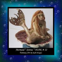 Sirena Mermaid Serena by KabiDesigns
