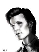 Matt Smith [1] by Meghabytes