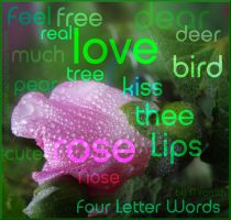 Four Letter Words by Miarath