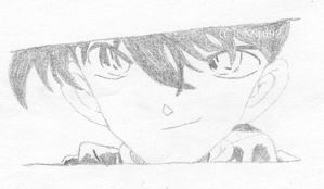 Shinichi Kudo by CNStar92