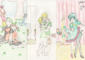Couples: Together Forever by Wolfgirl17591