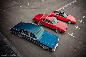big ones by AmericanMuscle