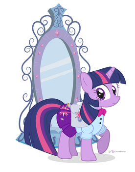 Ponified Human Twilight Sparkle by dm29