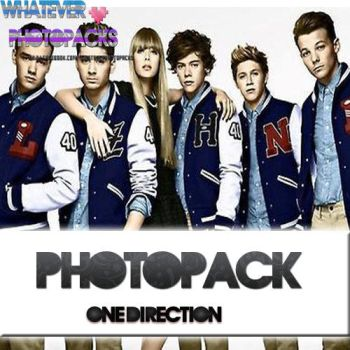 Photopack 1D by Selena-Casi