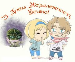 Do not give yourself to Russian by CommunistHetalia