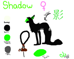 Le Shadow Ref by dumbdoge