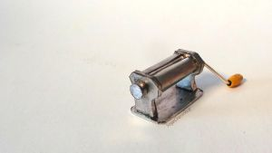 1:12 miniature pasta machine by sugarcharmshop