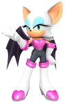 Rouge the Bat by JaysonJean