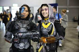 SMILE - ME3 Cosplays by Lily-pily