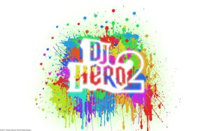 DJ Hero 2 Wallpaper by RedAndWhiteDesigns