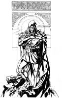 Dr Doom by Ric1975