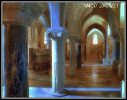 OSIMO (AN)-CRYPT OF THE CATHEDRAL by MarcoLorenzetti