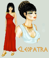Cleopatra by china-doll-on-tour