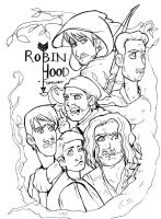 robin hood forever by Awkwardly-Social