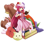 Patchouli by Miamelly