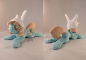 Bunny Hop Beanie Plush by StarMassacre
