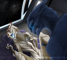 Aboard the Avitus by Nimtai