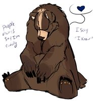 I love fat bears by ClubsOfMeloncholy
