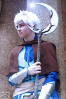 Warrior Jack Frost by FrostedFlakeCosplay