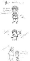 Yogscast - Strippin be strippin'! by captainwonderpanties