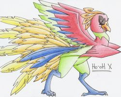 Ho-oH X by CelestialTentails