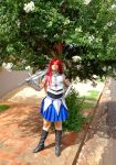 Fairy Tail Cosplay by COSPLAYTITANIA