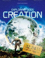 Exploring Gods Creation Church Flyer Template by loswl