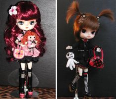 Pullip Dal- Fiori and Drta by pullip