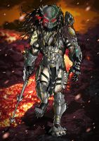 Hate Predator by Bender18 by Ronniesolano
