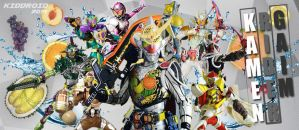 Gaim by IlhamGurnita