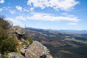 View across the Grampians by duncan-blues