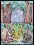 AT: Storytelling by Lady-Ignea