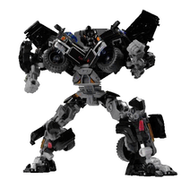 Ironhide animation test by NeoMetalSonic360