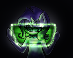 Power of the Sapphire Eye by PyroGeists