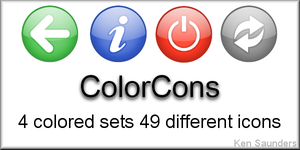 ColorCons for Windows by KenSaunders