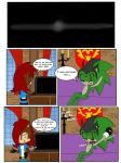 Prince Sonic Our First Adventure Page 2 by Mellissafox9