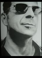 Bruce Willis by Monkey-Jack