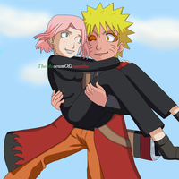Mine! ~ Naruto Shippuden by TheMuseumOfJeanette