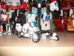 CW Protectobot Groove (Vehicle Mode) by glazios
