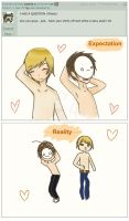 Sexy poses // Ask #8 // PewdieCry by Ask-PewdieCry