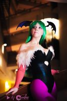 Morrigan Aensland by Starlightslk