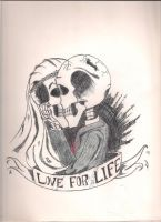 gift of love and life by artistic-gearhead