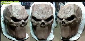 Death Mask WIP3 from Darksiders 2 by Uratz-Studios