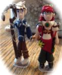 Jack Frost and Bridget ~ Seeing Isn't Believing by QAtheAuthoress