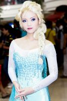 Snow Queen by DinAmplified